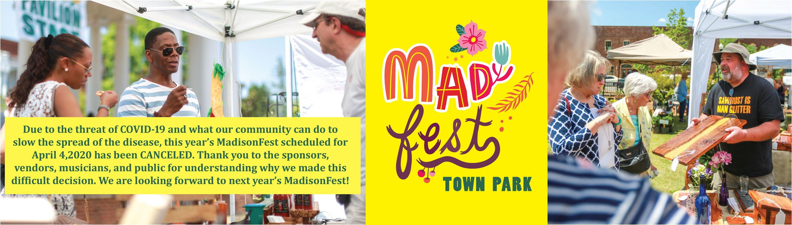 Madison Fest Canceled