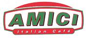 Amici Italian Cafe Logo